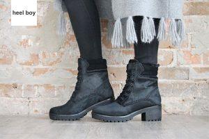 heel boy Boots