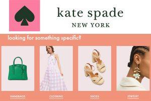 Kate Spade New York Canada