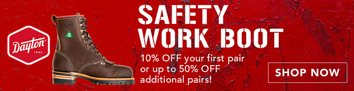 Safety work boots Canada