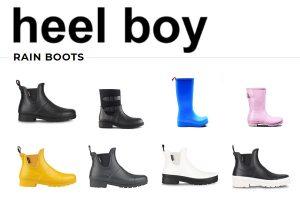 womens rain boot