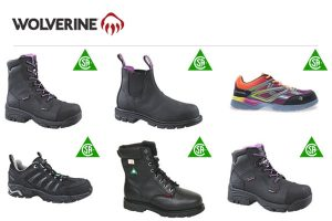 CSA Work Boots Canada for Women