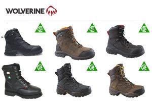 CSA Work Boots for Women