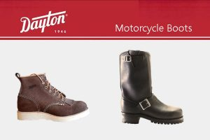 Dayton Motorcycle Boots