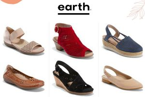 Earth Shoes Canada New