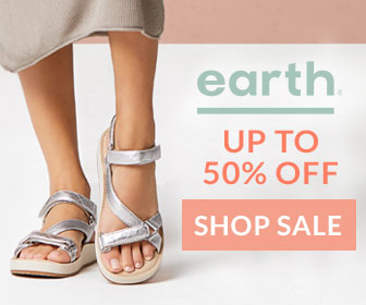 Earth Shoes Spring Sale