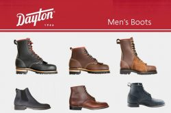 Mens Boots Dayton Boots