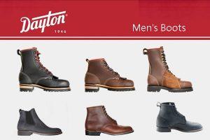 Mens Boots Dayton Boots