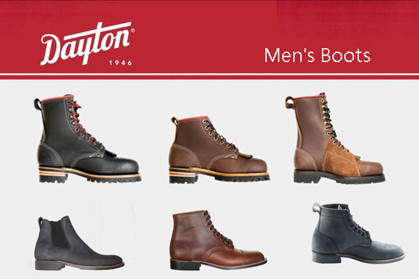 Dayton Boots Canada - Safety Boots Made