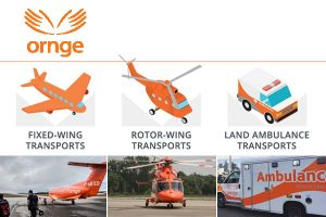 Ornge Air Ambulance Toronto
