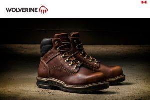 Wolverine Raider 6 Work Boots Canada