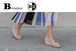 Browns Shoes B2