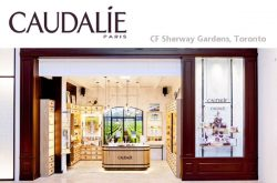 Caudalie Boutique SPA Sherway Gardens Toronto