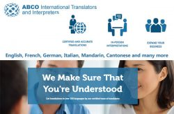 ABCO International Translators and Interpreters