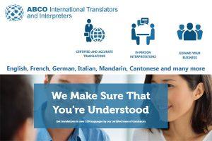 ABCO International Translators and Interpreters