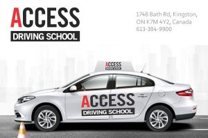Access Driving School Kingston