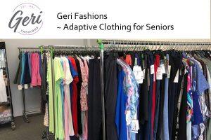 Adaptive Clothing for Seniors Canada