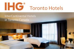 InterContinental Hotels in Toronto Canada