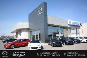 Kingston Mazda Kingston Ontario