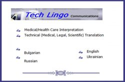 Tech Lingo Communications Toronto