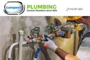 Lampert Plumbing Toronto