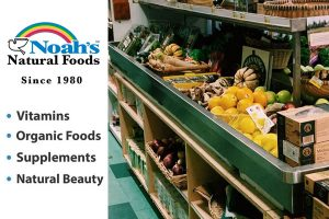 Noah's Natural Foods Organic Grocery