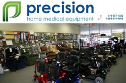 Precision Home Medical Equipment