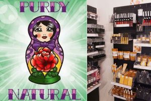 Purdy Natural Skin Care