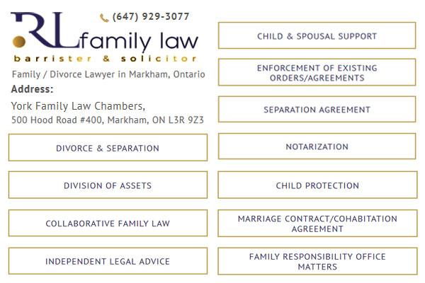 RL Family Law