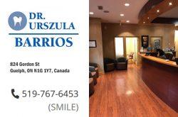 Dr Urszula Barrios Dentist Guelph Ontario