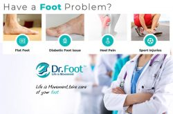 Dr. Foot - Danforth Clinic