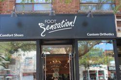 Foot Sensation