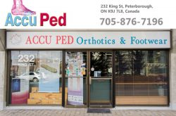 Accu Ped Orthotics and Footwear