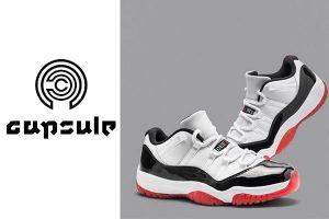 Capsule Toronto Sneaker Air Jordan