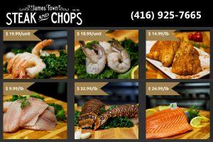 Fresh Seafood Toronto Online