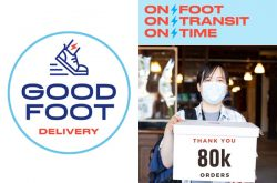 Good Foot Delivery 80k