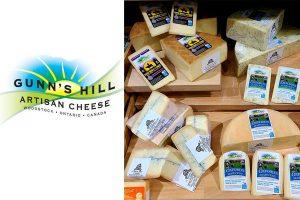 Gunn's Hill Artisan Cheese Oxford County