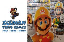Iceman Video Games Toronto