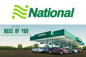 National Car Rental Pearson Airport