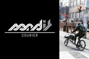 Send It Courier bike