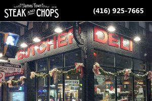 St. James Town Steak and Chops Butcher Shop