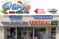 Video Games Plus Toronto