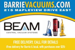 Barrie Vacuums Plus