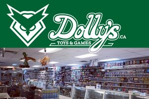 Dolly's Toys and Games