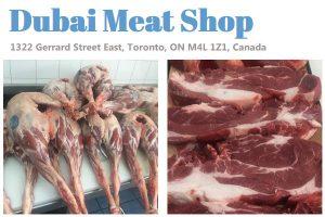 Dubai Meat Shop HALAL Butcher Toronto