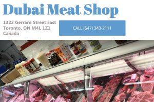 Dubai Meat Shop Toronto