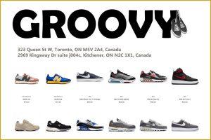 Groovy Shoes Toronto