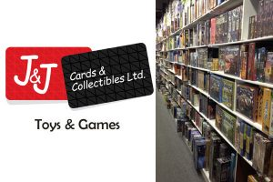 J & J Cards & Collectibles Ltd