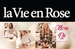 La Vie en Rose pyjamas
