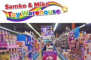 Samko & Miko Toy Warehouse