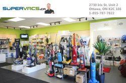 Super Vacs Vacuums Ottawa